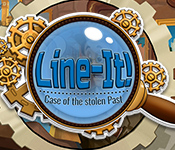 Line-it! : Case of the Stolen Past for Mac Game