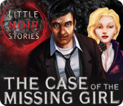 Little Noir Stories: The Case of the Missing Girl Game Featured Image