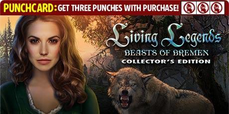 Living Legends: Beasts of Bremen Collector's Edition