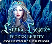 Living Legends: Frozen Beauty Collector's Edition Game Featured Image