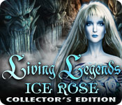 Living Legends: Ice Rose Collector's Edition for Mac Game