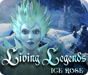 Living Legends: Ice Rose Walkthrough
