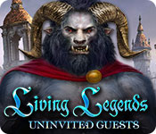 Living Legends: Uninvited Guests Game Featured Image