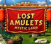 Lost Amulets: Mystic Land Game Featured Image