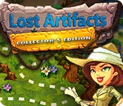 Lost Artifacts Collectors Edition — a unique strategy game about the Tonauak world. Restore the ancient city and defeat the dark priest!