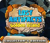 Lost Artifacts: Golden Island Collector's Edition Game Featured Image