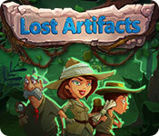 Lost Artifacts Game Featured Image