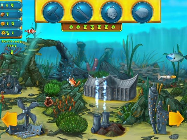 Bezpłatne pobieranie Lost City of Aquatica