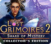 Lost Grimoires 2: Shard of Mystery Collector's Edition for Mac Game
