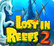 Lost in Reefs 2 Game Featured Image