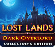 Lost Lands: Dark Overlord Collector's Edition for Mac Game