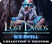Lost Lands: Ice Spell Collector's Edition Game Featured Image