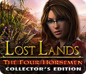 Lost Lands: The Four Horsemen Collector's Edition for Mac Game