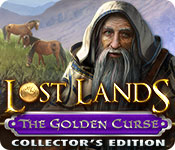 Lost Lands: The Golden Curse Collector's Edition Game Featured Image