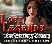 Lost Legends: The Weeping Woman Collector's Edition Game Featured Image