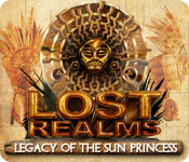 Lost Realms: Legacy of the Sun Princess Feature Game
