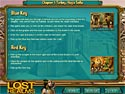 in-game screenshot : Lost Realms: The Curse of Babylon Strategy Guide (pc) - Alexia must stop Ogan's family curse!