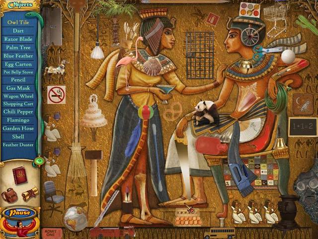 Gra Lost Secrets: Ancient Mysteries Gra Bezpłatne