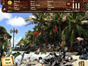 in-game screenshot : Lost Secrets: Caribbean Explorer Secrets of the Sea (pc) - Go on an exciting pirate adventure!