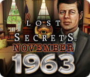 Lost Secrets: November 1963 Game Featured Image