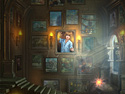 Lost Souls: Enchanted Paintings casual game - Screenshot 2