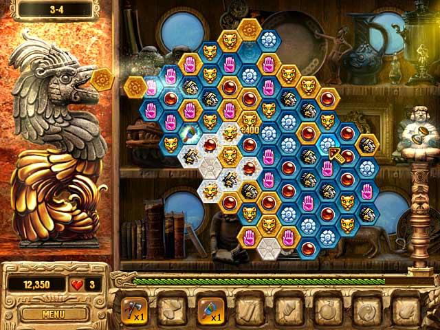 Gra Lost Treasures of El Dorado Gra Bezpłatne