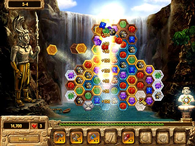 Lost Treasures of El Dorado - Recover the Lost Treasures of El Dorado!
