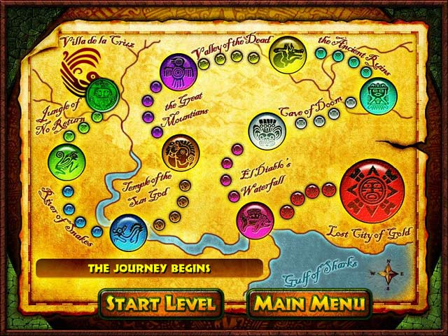 The Lost City of Gold - Get your hat and whip, then explore!