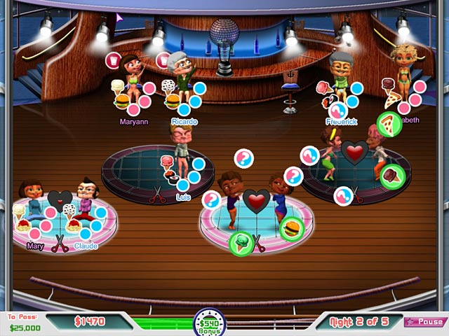 Love Ahoy Game Play
