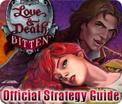 Love& Death: Bitten Strategy Guide feature