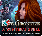 Love Chronicles: A Winter's Spell Collector's Edition for Mac Game