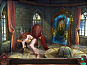 in-game screenshot : Love Chronicles: The Sword and the Rose Collector's Edition (pc) - Lift an evil witch's curse!