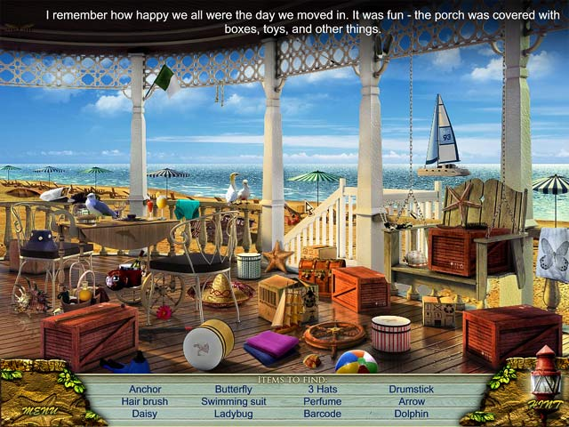 Love Story: The Beach Cottage Game Play
