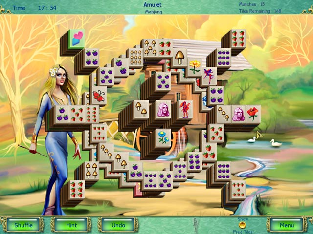 Love's Power Mahjong Game Play