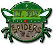 Lt. Fly vs. the Spiders from Above - Online
