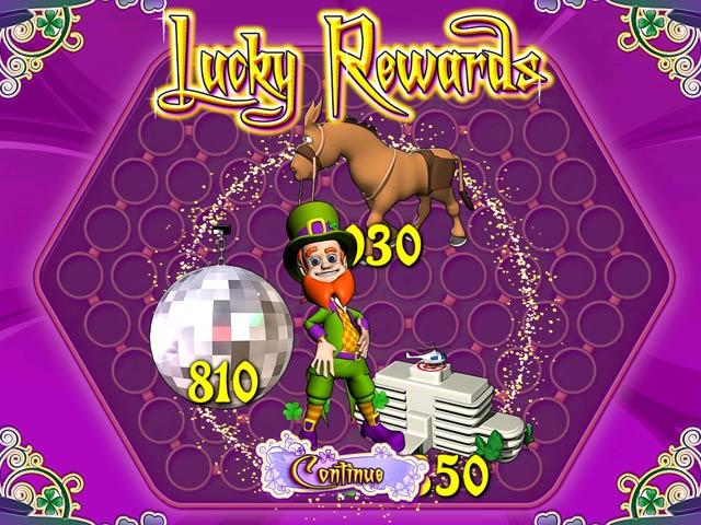 Lucky Clover: Pot O'Gold