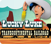 Lucky Luke: Transcontinental Railroad Game Featured Image