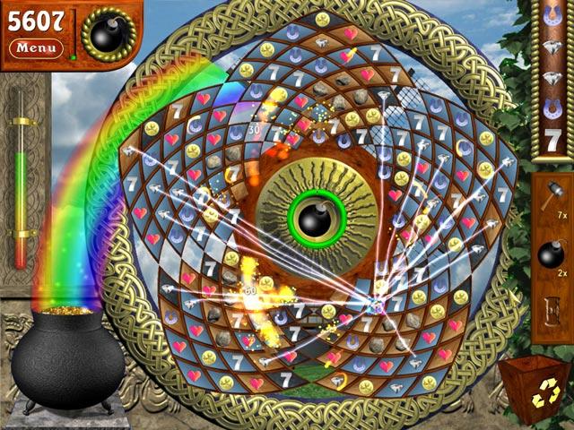 Gra Lucky's Rainbow Gra Bezpłatne