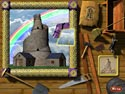 in-game screenshot : Lucky's Rainbow (pc) - A Match 3 pot of gold!
