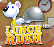 Lunch Rush HD Game Featured Image