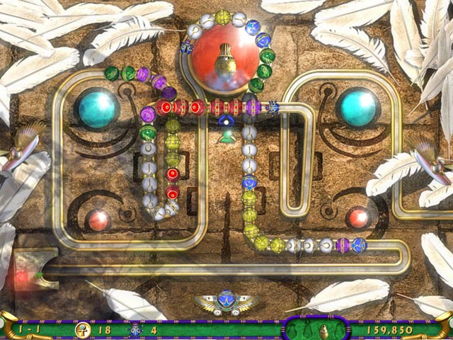 Luxor 3 Screenshot http://games.bigfishgames.com/en_luxor-3/screen2.jpg