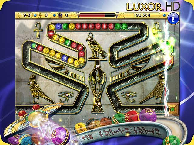 Bezpłatne pobieranie Luxor HD