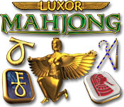 Luxor Mahjong Feature Game