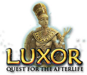 Luxor: Quest for the Afterlife -- Blast beyond Egypt`s borders! -- Marble Popper Game