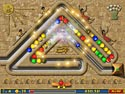 in-game screenshot : Luxor (mac) - As addictive as it is exciting.