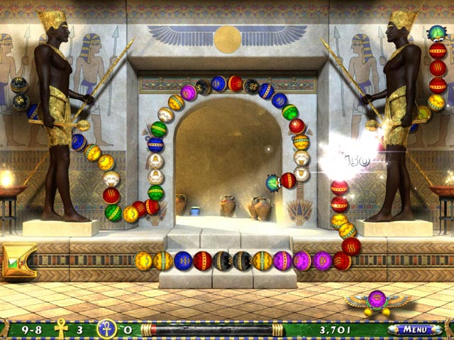 Luxor 2 Screenshot http://games.bigfishgames.com/en_luxor2/screen2.jpg