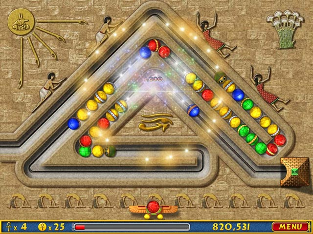 Luxor Bundle Pack Screenshot http://games.bigfishgames.com/en_luxorbundlepack/screen1.jpg
