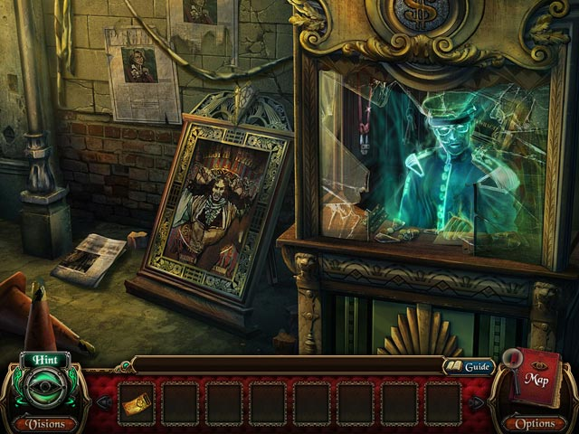 Gra Macabre Mysteries: Curse of the Nightingale Collector's Edition Gra Bezpłatne