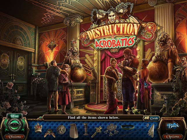 Bezpłatne pobieranie Macabre Mysteries: Curse of the Nightingale Collector's Edition