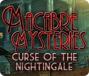 Macabre Mysteries: Curse of the Nightingale Game Featured Image
